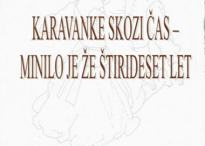 KD Folklorna skupina Karavanke 2006 Karavanke skozi čas - minilo je že štirideset let vabilo 3a